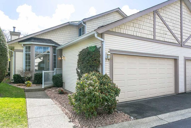 58 9012 WALNUT GROVE DRIVE - Walnut Grove Townhouse for sale, 3 Bedrooms (R2151668) #1
