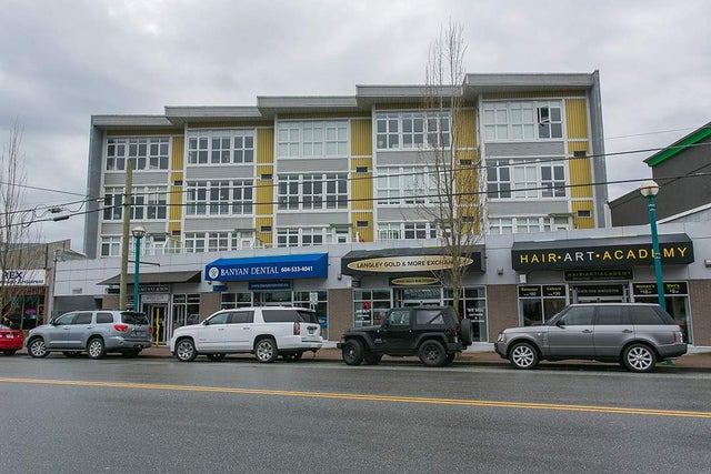 210 20238 FRASER HIGHWAY - Langley City Apartment/Condo for sale, 1 Bedroom (R2156941) #10